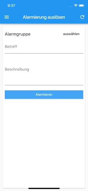 AlarmApp Screenshot