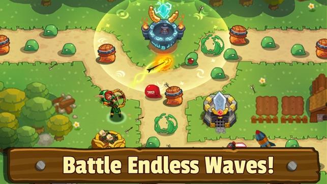 best tower defense games iphone | Games World