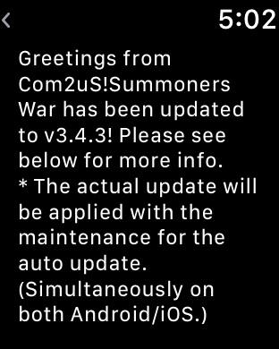 Summoners War Screenshot