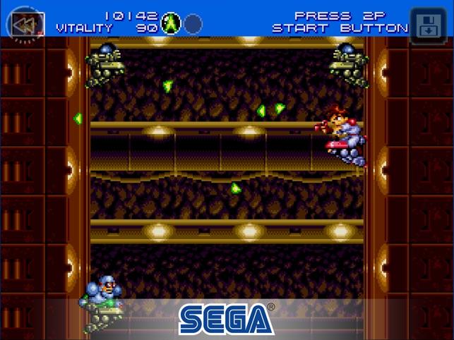 Gunstar Heroes Classic Screenshot