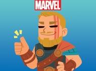 Marvel Stickers: Thor Ragnarok