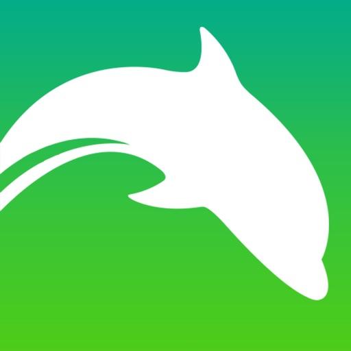 ドルフィン ブラウザ - 簡単なアドブロック & 高速ウェブ検索