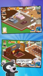 Design This Home on the App Store Screenshots