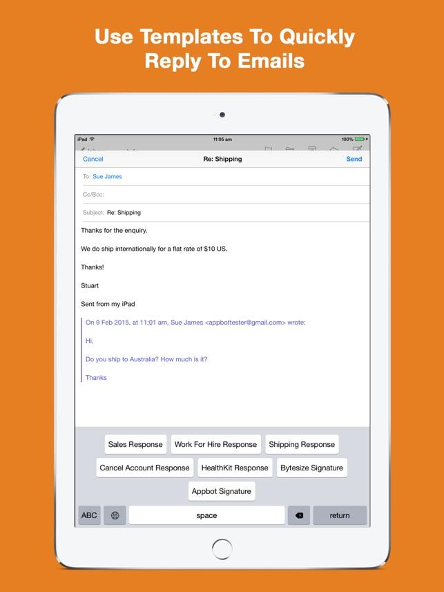 WordBoard - Phrase Keyboard Screenshot