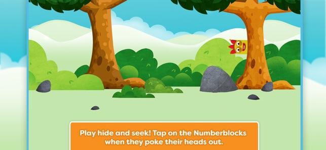 Numberblocks Hide And Seek