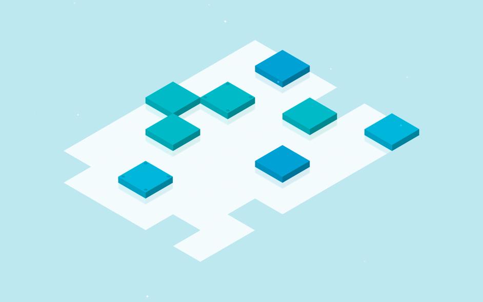 minimize 1.1 Mac 破解版 - 简约美观的方块益智类消除游戏