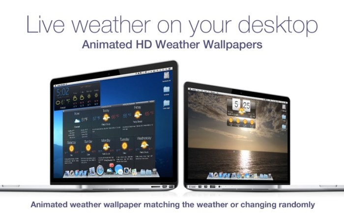 Living Weather & Wallpapers HD Screenshot 03 cf188mn