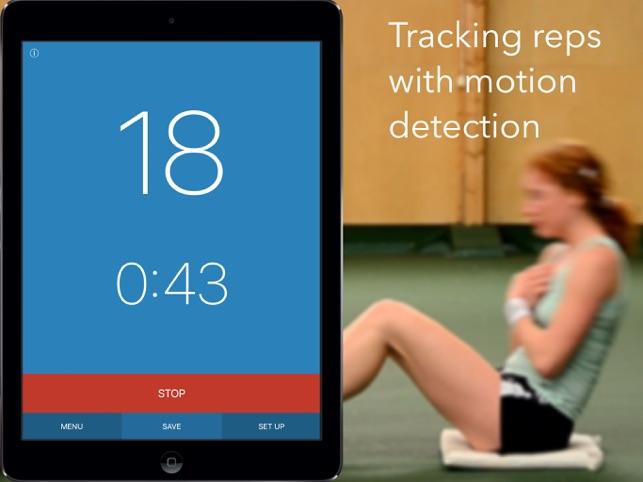 FitnessMeter - Test & Measure Screenshot