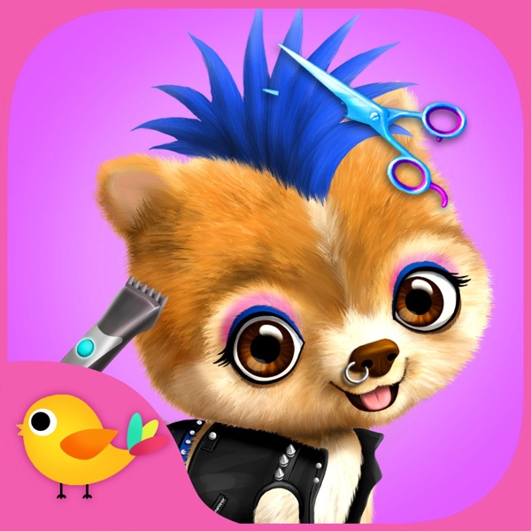 Furry Animal Beauty Salon - Hairstyle & DressUp