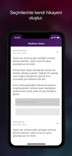 Infinity Stories Screenshot