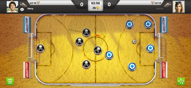 Soccer Stars: Football Kick Screenshot