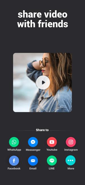 Video Editor - Photo Editor Screenshot