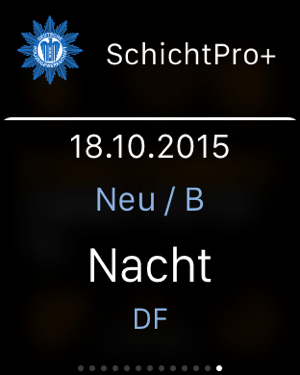 ‎SchichtPro+ Screenshot