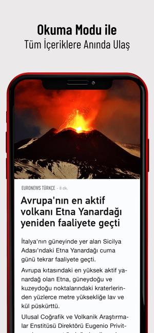 Bundle: Son Dakika Haber Screenshot