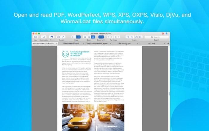 Document Reader Screenshot 02 57zqihn
