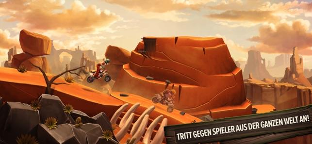 Trials Frontier Screenshot