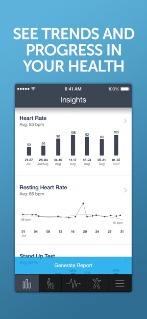 ‎Instant Heart Rate: HR Monitor Screenshot