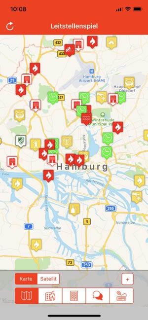Leitstellenspiel - Feuerwehr Screenshot