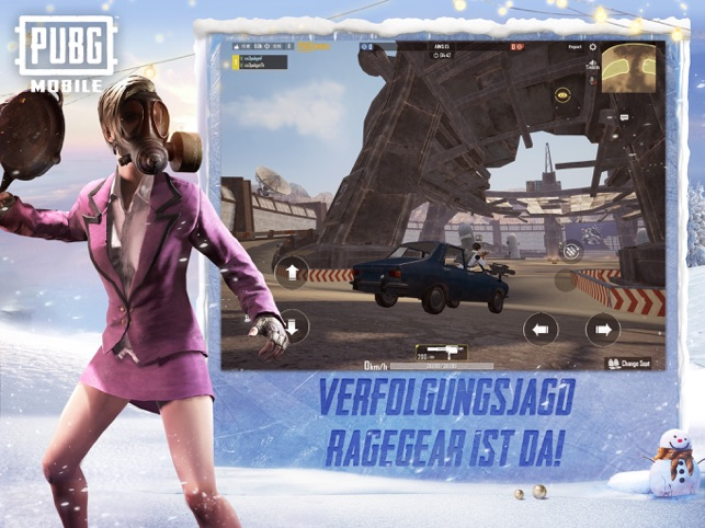 ?PUBG MOBILE Screenshot