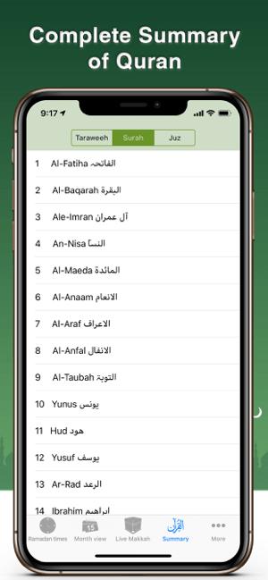 Ramadan Times Screenshot