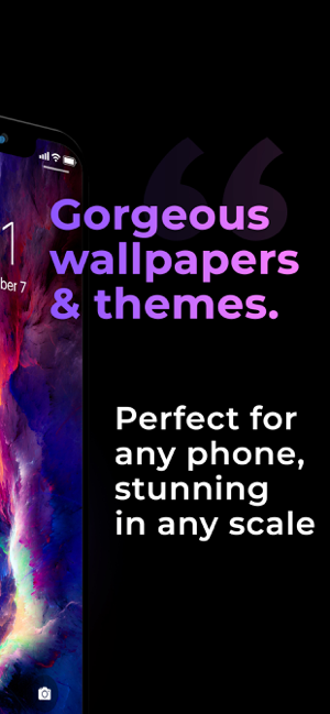 Wallpapers & Themes for Me Screenshot