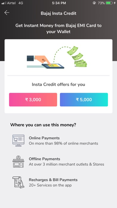 Do you remember that time we told you not to sign up for a store credit card at the register? Bajaj Finserv Wallet - Apk Download for Android - Mysmartbazaar AppStore
