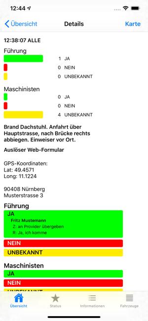 PowerAlarm Screenshot