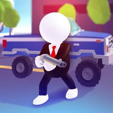 Rage Road - Car Shooting
