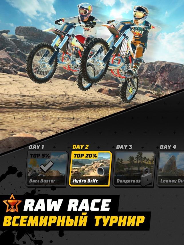 Dirt Bike Unchained Screenshot