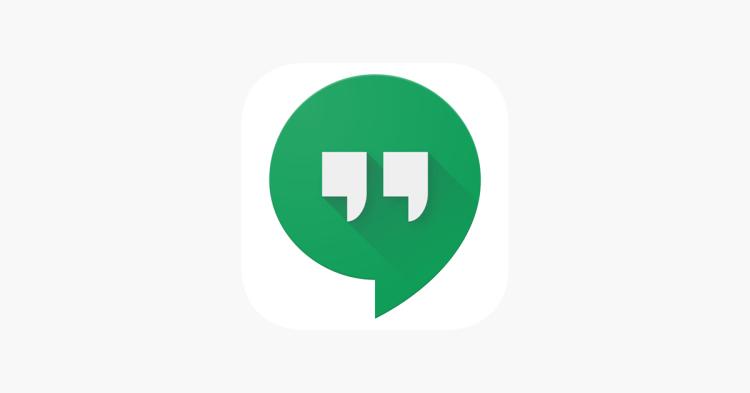 Hangouts v App Storu