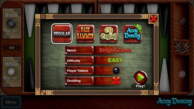 Backgammon - Classic Dice Game Screenshot