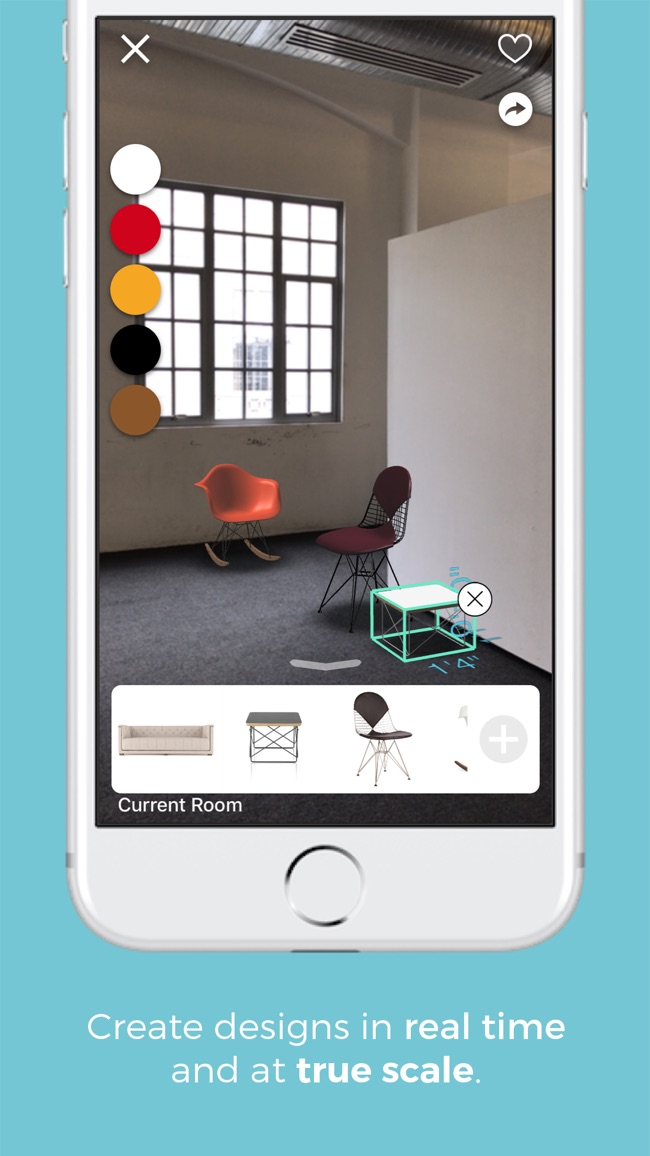 Pair - Bring the showroom to your living room Screenshot