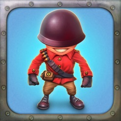 Fieldrunners for iPad