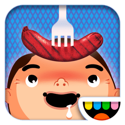 Ícone do app Toca Kitchen
