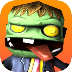 Zombie game catchers and smashers Z. Exterminators