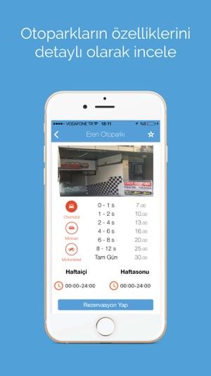 Parkkolay Screenshot