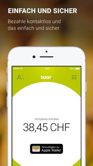 boon. Screenshot