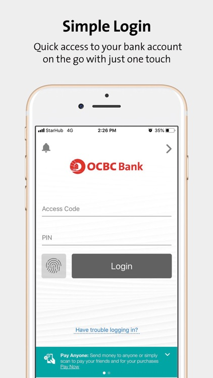 OCBC SG Mobile Banking by Oversea-Chinese Banking ...