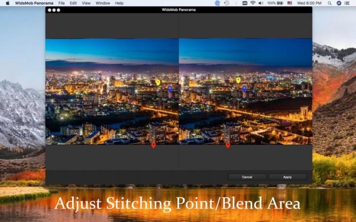WidsMob Panorama-Photo Stitch Screenshot 03 131ea5n