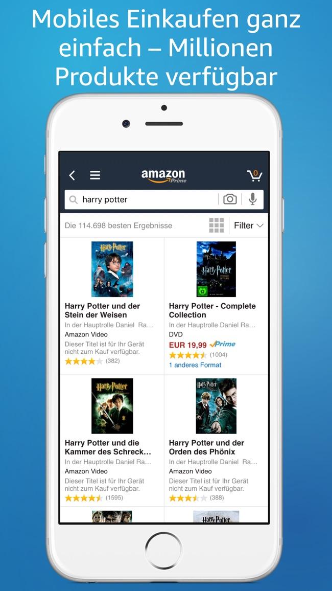 Amazon Screenshot
