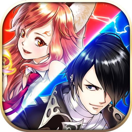 勇者大陸伝説-RPG×タワーディフェンス