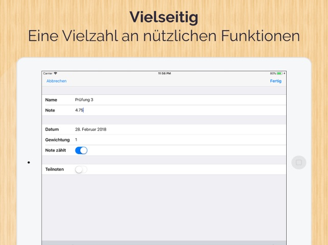 Easy School - Die Schüler App Screenshot