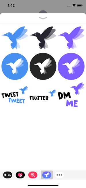 Bluebird - Be Social Screenshot