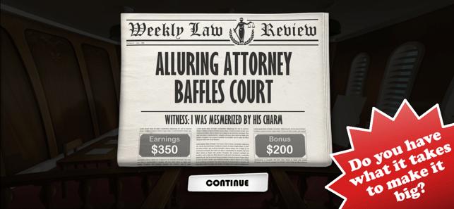 Devil's Attorney Screenshot