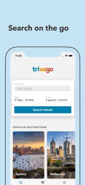 trivago: Compare Hotels & Save Screenshot