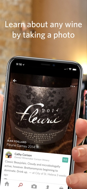 Delectable - Scan & Rate Wine Screenshot