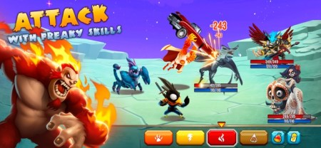 Monster Legends on the App Store Screenshots