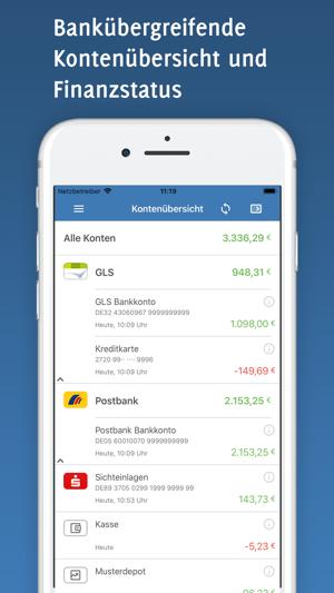 Banking4 Screenshot