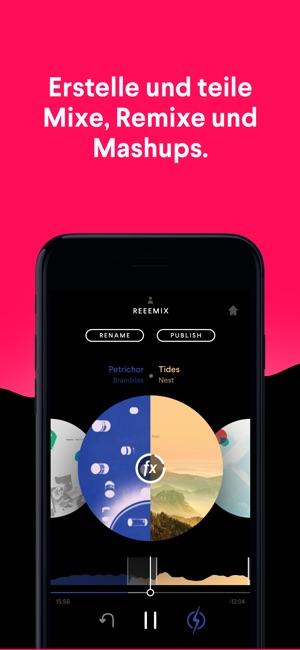 Pacemaker Music - dj mix app Screenshot
