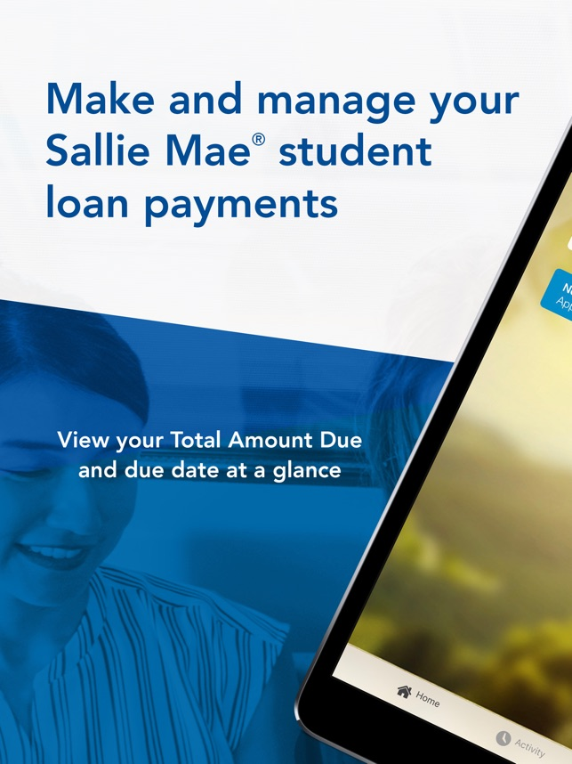 Sallie Mae Screenshot